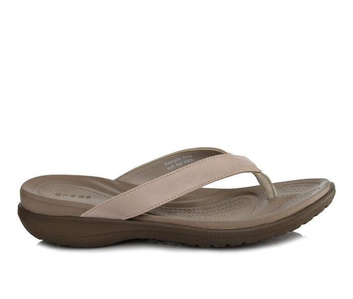 cbbde070a Images. Women  39 s Crocs Capri V Flip