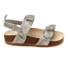 Girls' OshKosh B'gosh Infant & Toddler Junoh Footbed Sandals