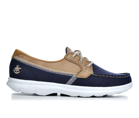 Women's Skechers Go GO Seashore 14416 Boat Shoes