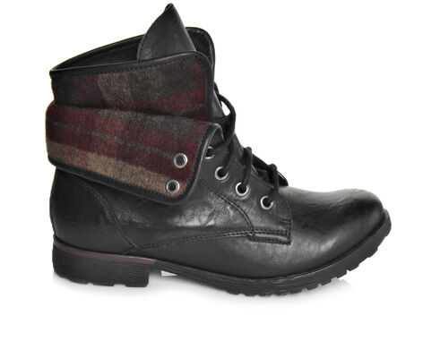 Women's Rock And Candy Spraypaint Booties