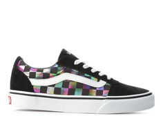 Women's Vans Ward Checker Skate Shoes