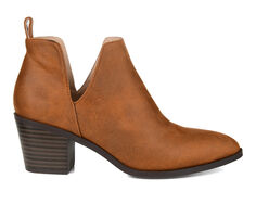 Women's Journee Collection Lola Side Slit Booties