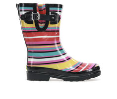 Women's Western Chief Solstice Stripe Rain Boots