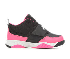 Girls' Fila Little Kid & Big Kid Skybuzzer Basketball Shoes