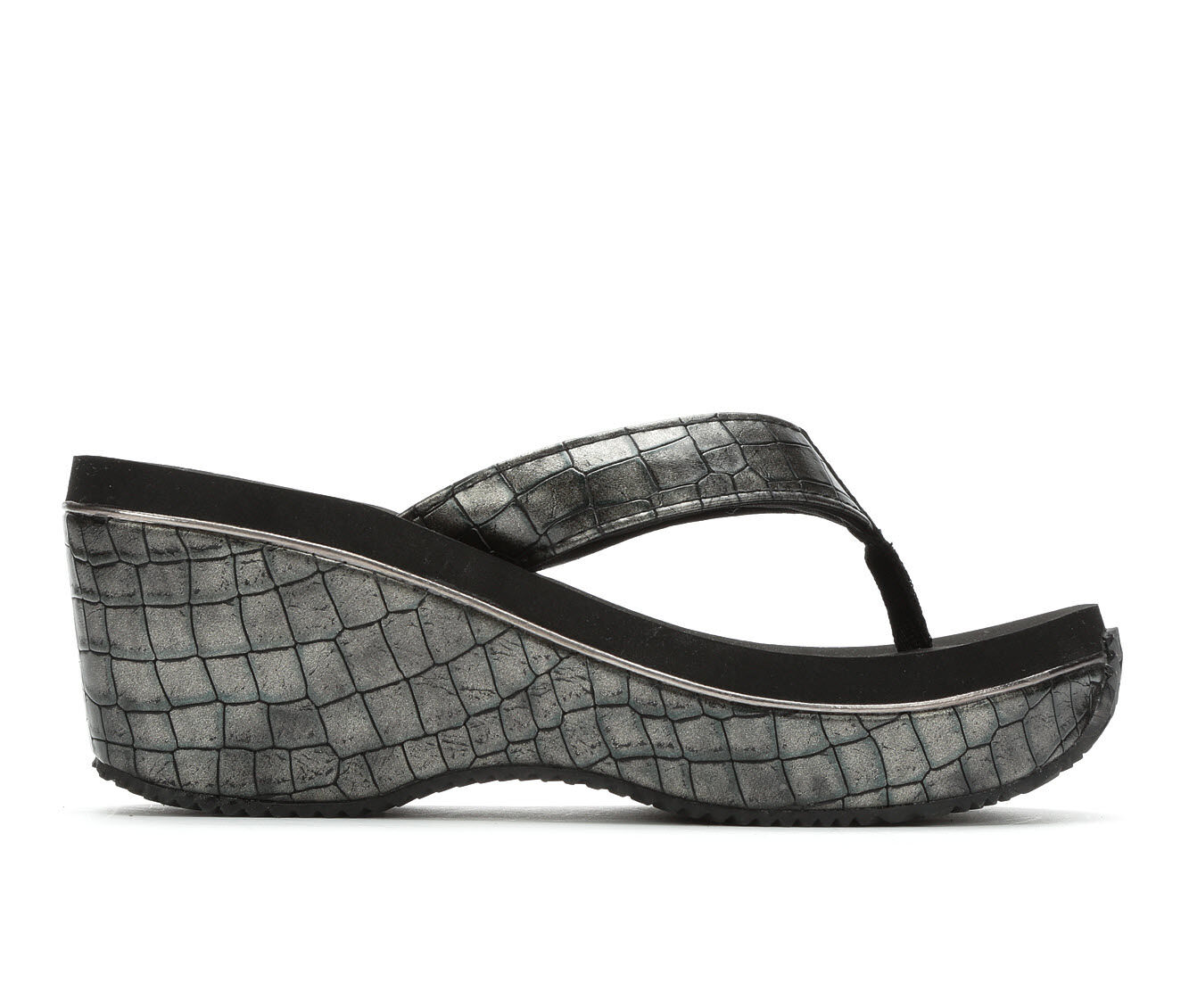 Women's Volatile Grotto Platform Wedge Flip-Flops clearance outlet cheap online outlet online shop free shipping pay with paypal DhePh