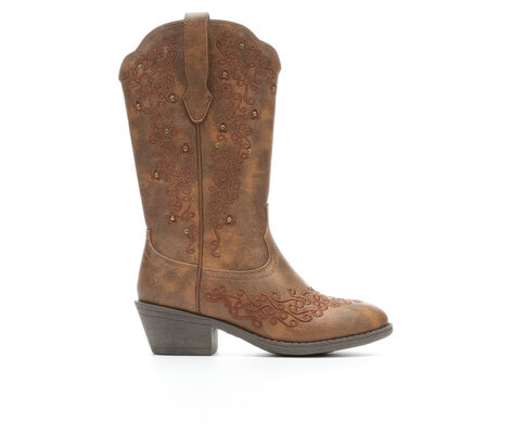 Girls' Paris Blues Lil Bellara 5-10 Cowboy Boots