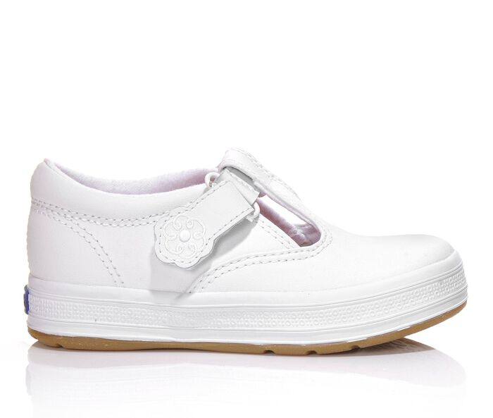 Girls' Keds Daphne T-Strap 4-12 Sneakers