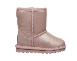 Girls' Bearpaw Toddler & Little Kid Elle Zipper Winter Boots