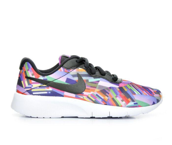 Girls' Nike Tanjun Print 10.5-3 Girls Sneakers
