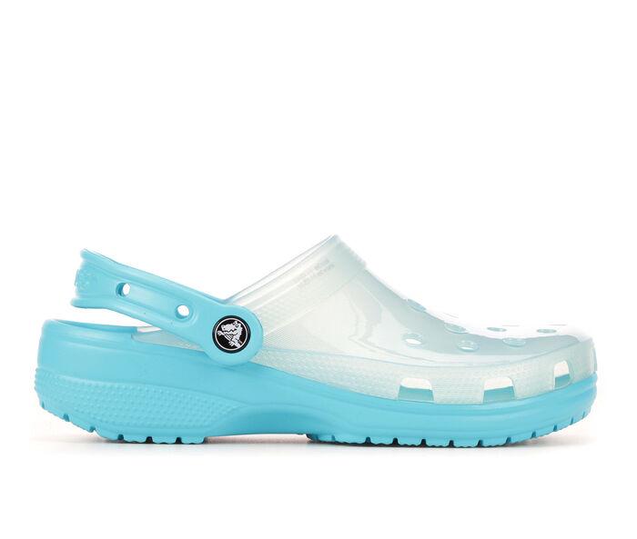Adults' Crocs Classic Translucent Clogs