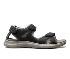 Men's Nunn Bush Rio Vista 3-Strap River Sandal Outdoor Sandals