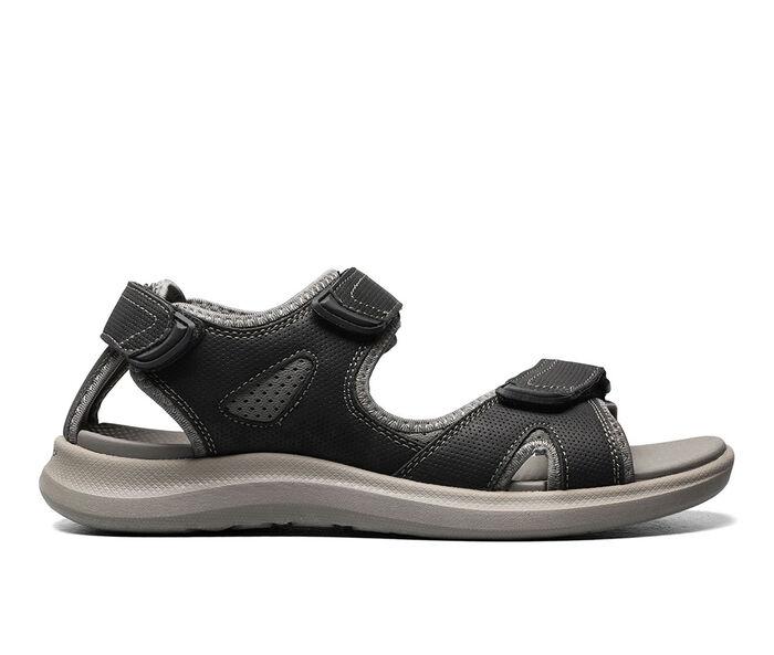 Men's Nunn Bush Rio Vista 3-Strap Outdoor Sandals