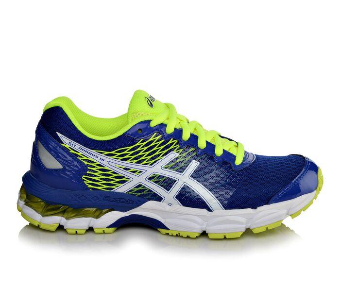 Boys' Asics Gel-Nimbus 18 1-7 Running Shoes