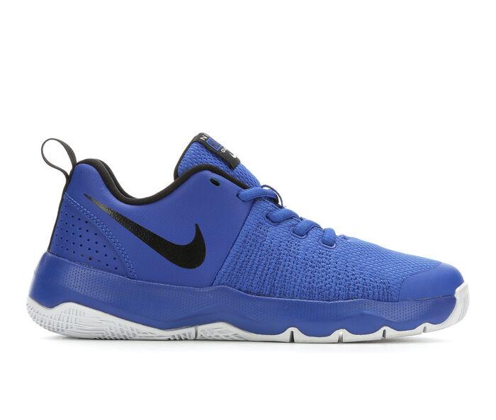 Boys' Nike Team Hustle Quick 3.5-7 Basketball Shoes