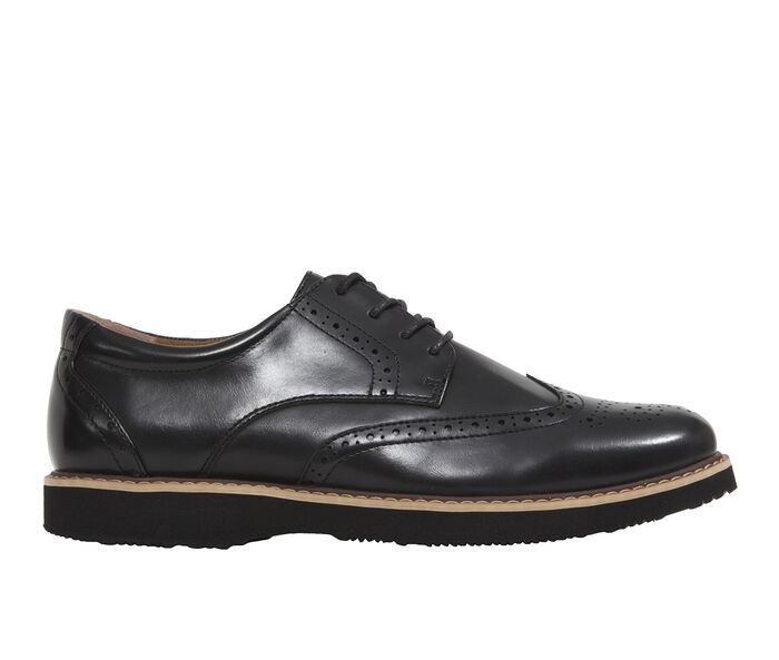 Men's Walkmaster by Deerstags Walkmaster Wingtip Oxford Dress Shoes