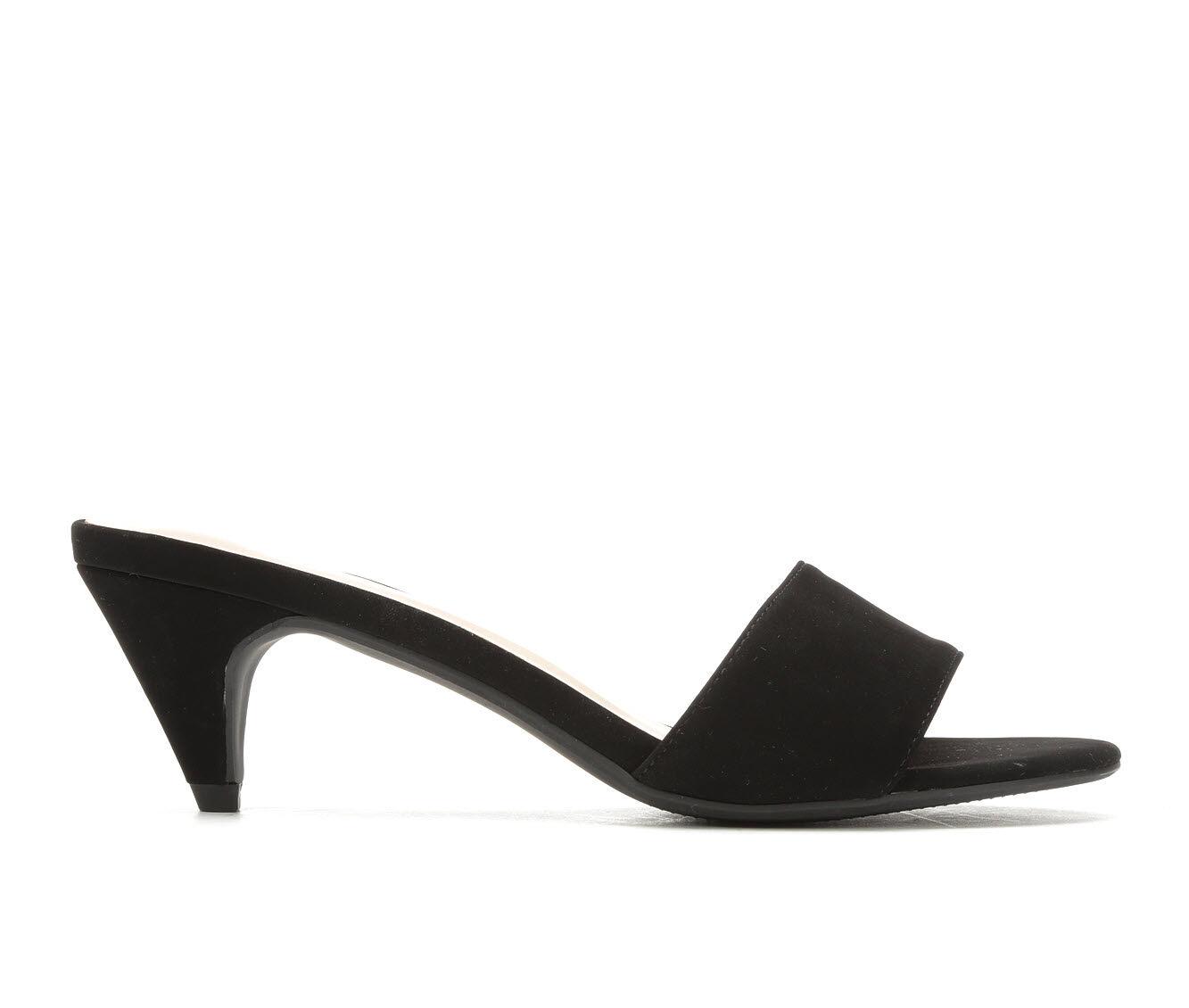 Women's City Classified Dodder Dress Sandals Black