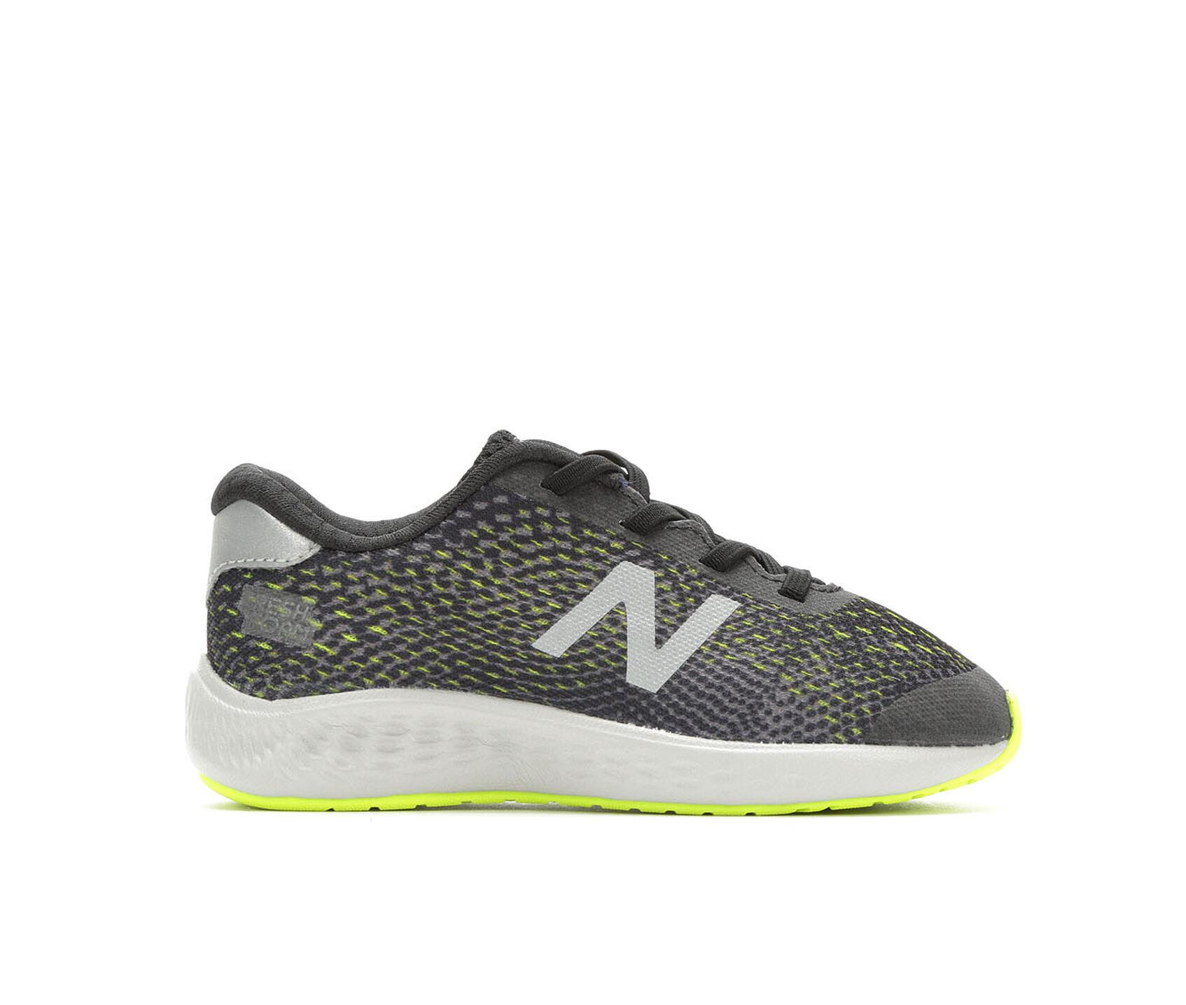 f51bffc47f Boys' New Balance Toddler Arishi KVARNSHI Athletic Shoes