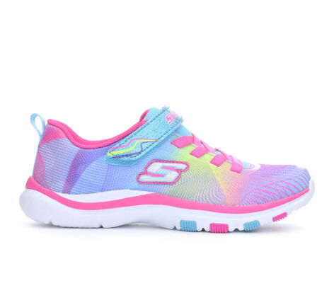Girls' Skechers Pepsters- Dash N Dazzle 10.5-4 Slip-On Sneakers