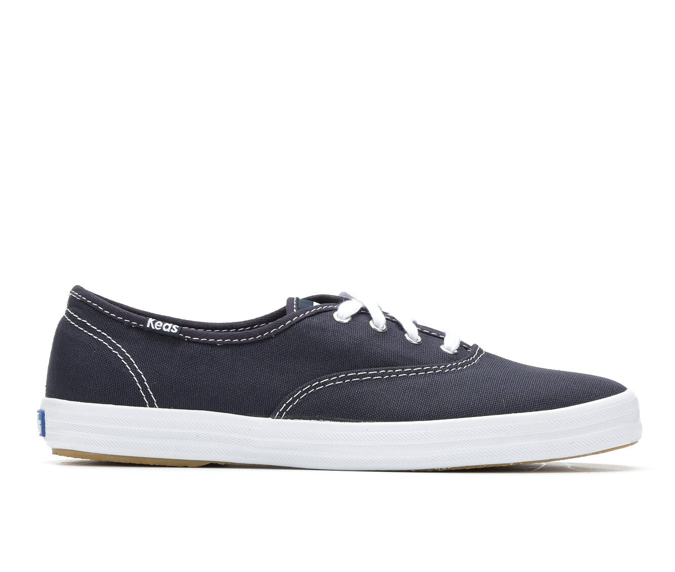Women's Keds Champion Canvas Sneakers Navy Canvas