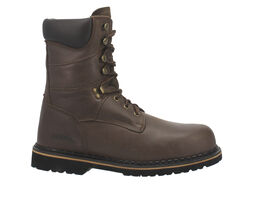 Men's Laredo Western Boots Chain Steel Toe Work Boots