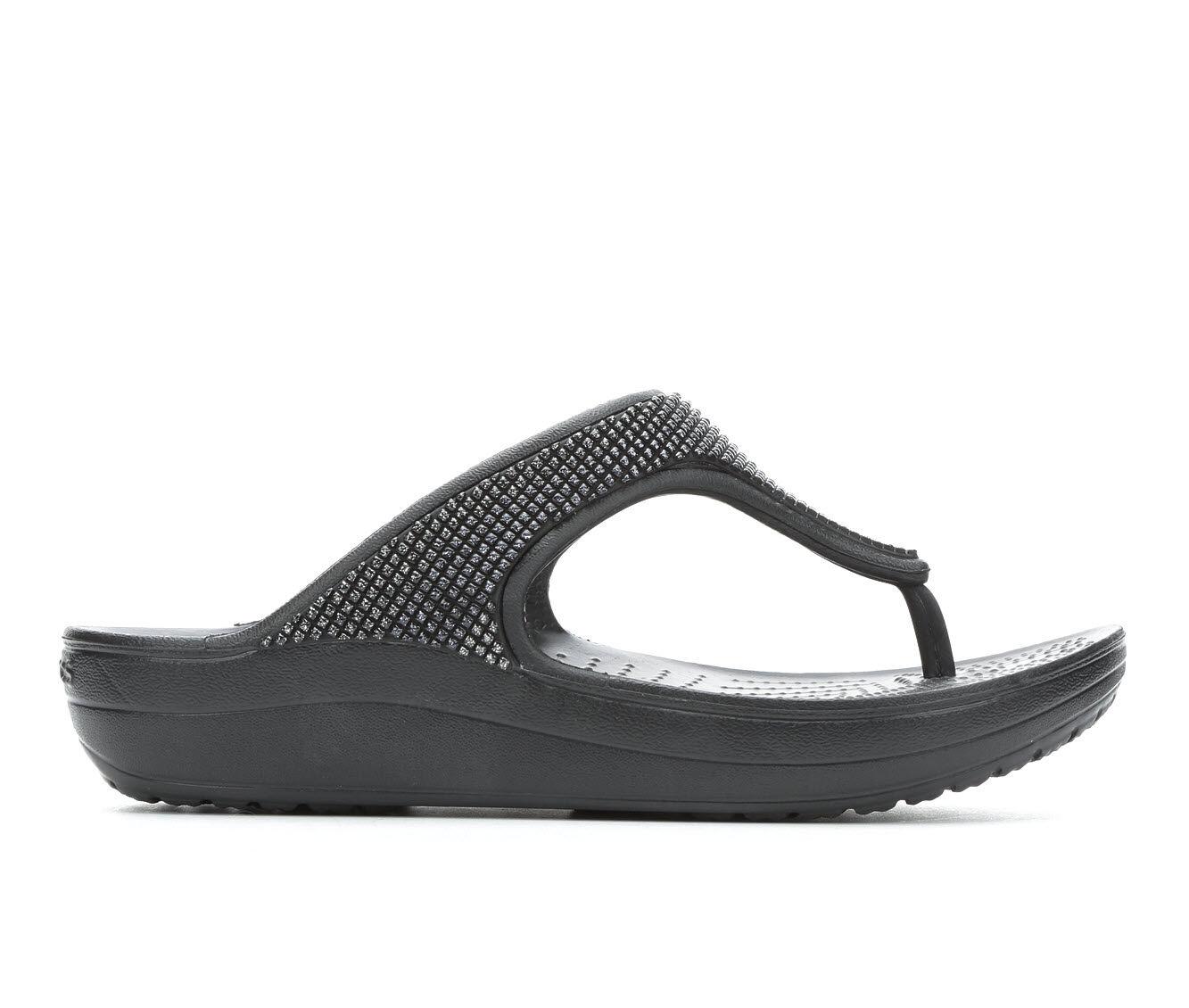 Satisfying Women's Crocs Sloane Ombre Black/Ombre