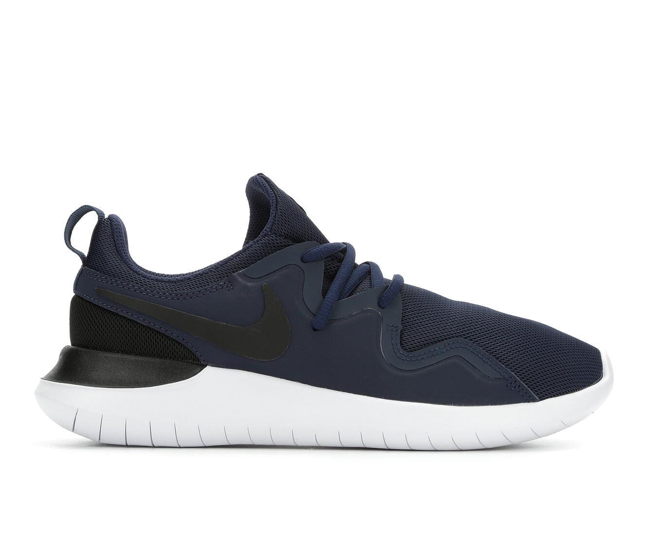 Men's Nike Tessen Sneakers Navy/Black/Whit