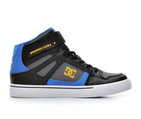 Boys' DC Spartan Hi EV 10.5-7 Skate Shoes