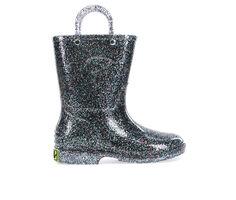 Girls' Western Chief Toddler Glitter Rain Boots