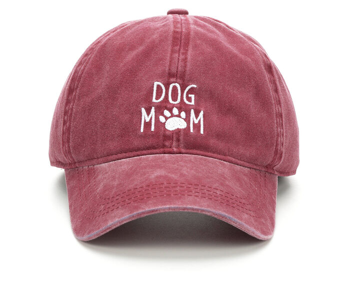 David and Young Women's Dog Mom Hat