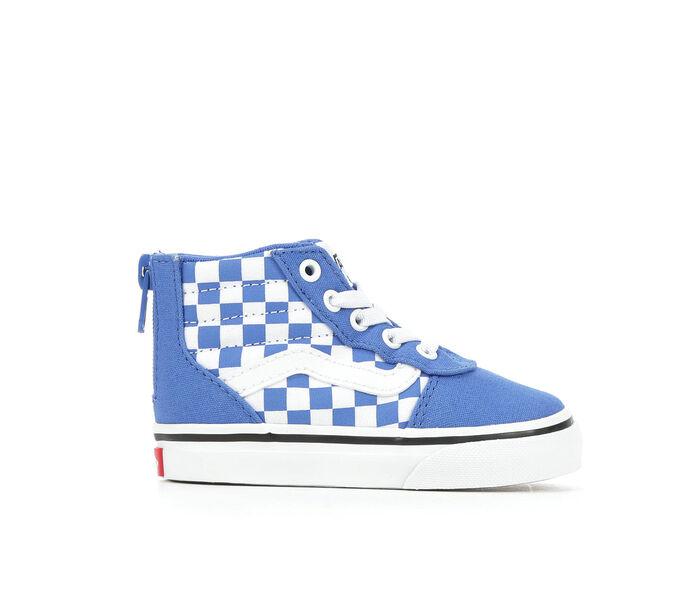 Boys' Vans Infant & Toddler Ward Zip High-Top Sneakers