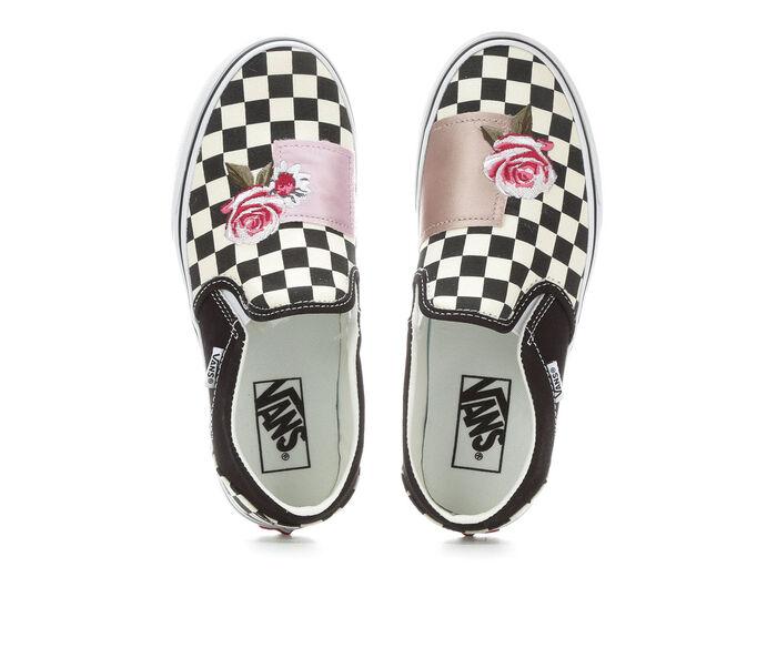 Women's Vans Asher Patchwork Skate Shoes