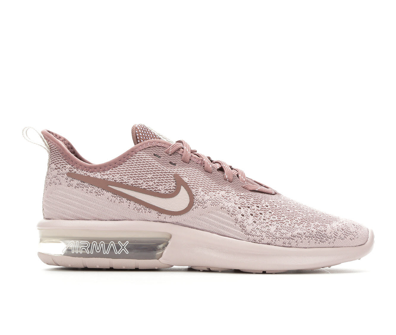 Women's Nike Air Max Sequent 4 Running Shoes Rose/Mauve