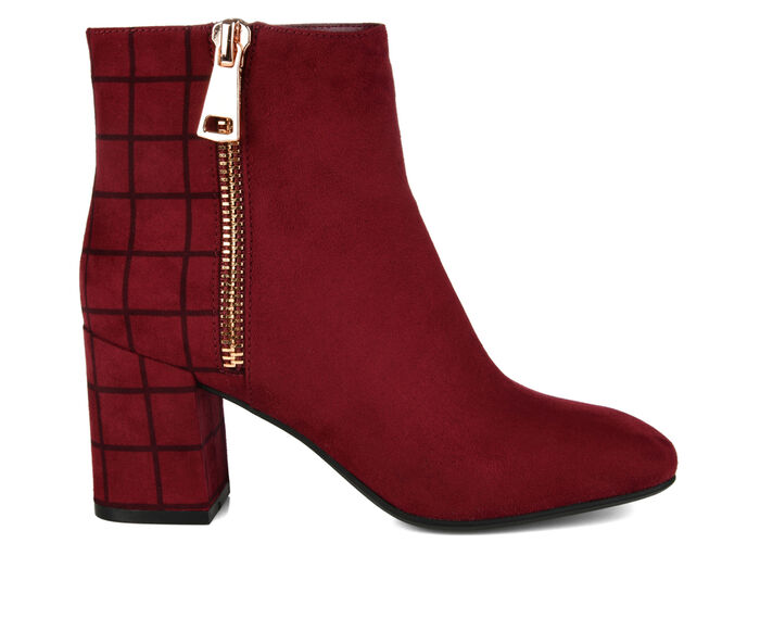 Women's Journee Collection Sarah Booties