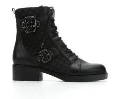 Women's Rocket Dog Pearly Combat Boots