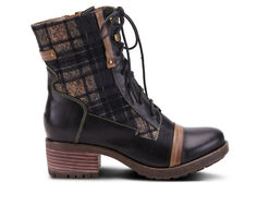Women's L'Artiste Eguine Combat Boots