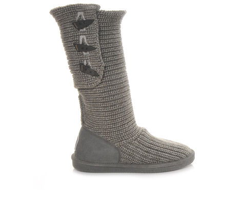Women's Bearpaw Knit Tall Boots
