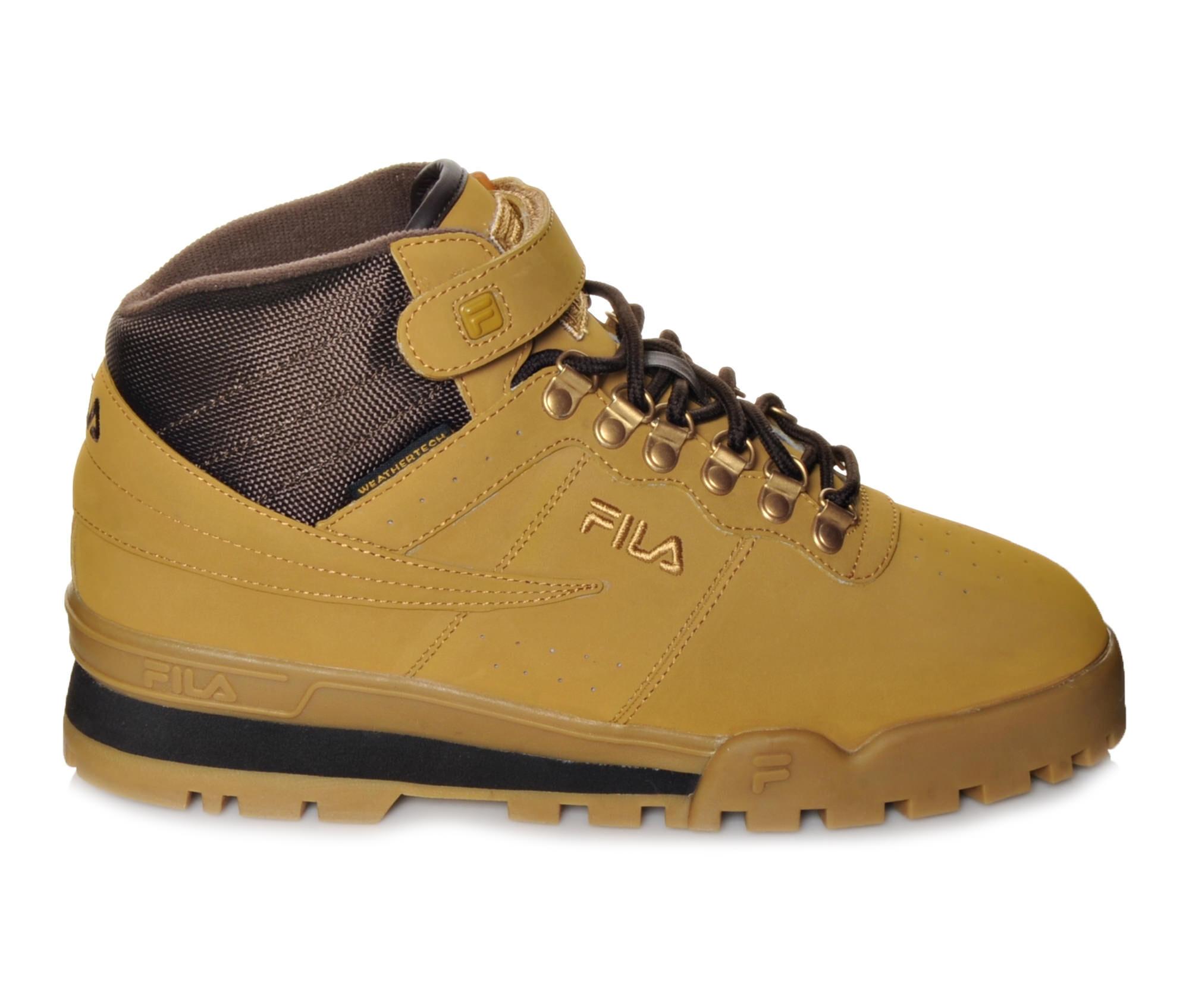 Men's Fila F13 Weathertech Retro Sneakers Wheat