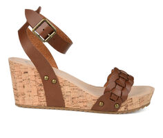 Women's Journee Collection Brynklee Wedges
