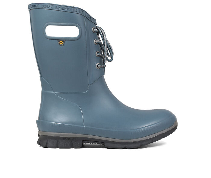 Women's Bogs Footwear Amanda Plush Lace Winter Boots