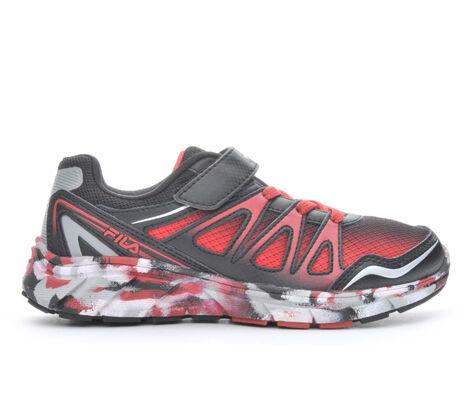 Boys' Fila Ultraloop 7 Strap 10.5-7 Running Shoes