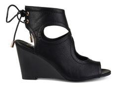 Women's Journee Collection Camia Wedge Sandals