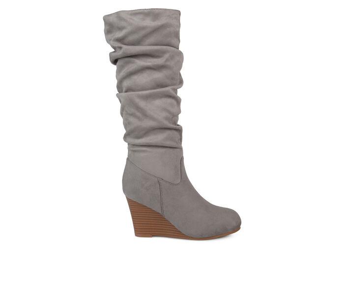 Women's Journee Collection Haze Wide Calf Knee High Boots
