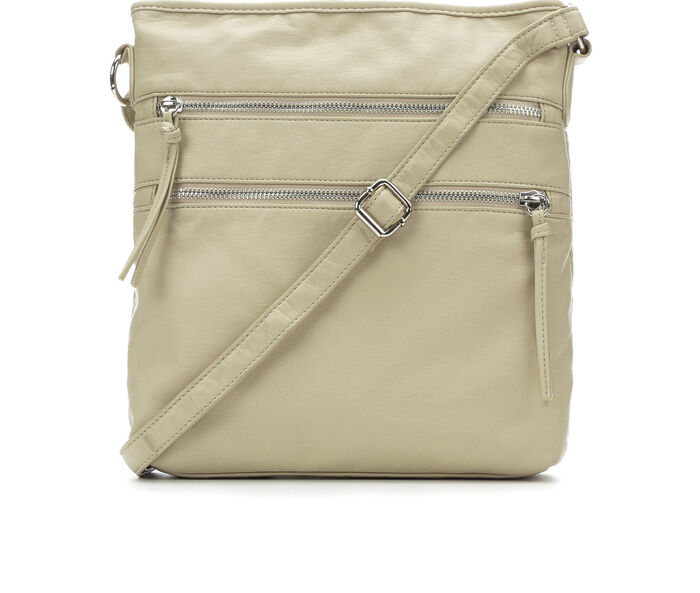 Bueno Of California Smooth Crossbody Handbag
