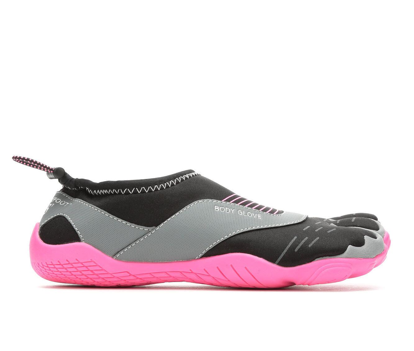 Women's Body Glove Hydra Water Shoes Black/Flamingo