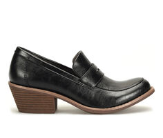 Women's EuroSoft Abbott Heeled Penny Loafers