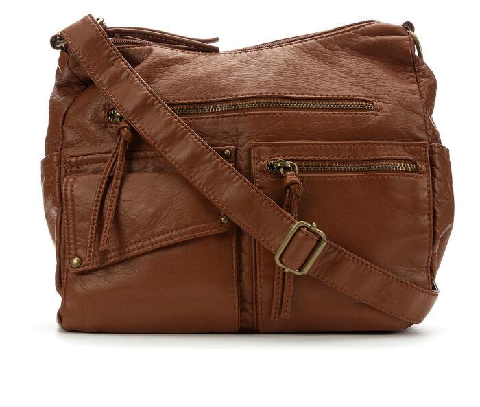 Bueno Of California Vintage Wash Crossbody Handbag
