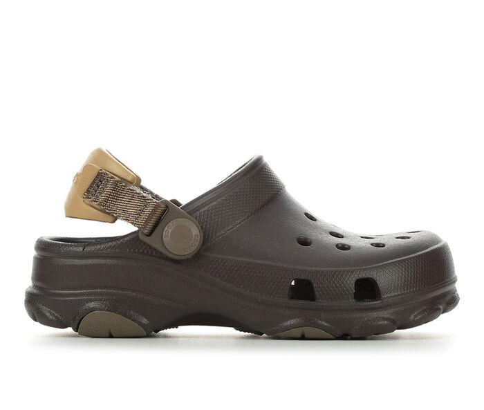 Boys' Crocs Toddler Classic All-Terrain Clogs