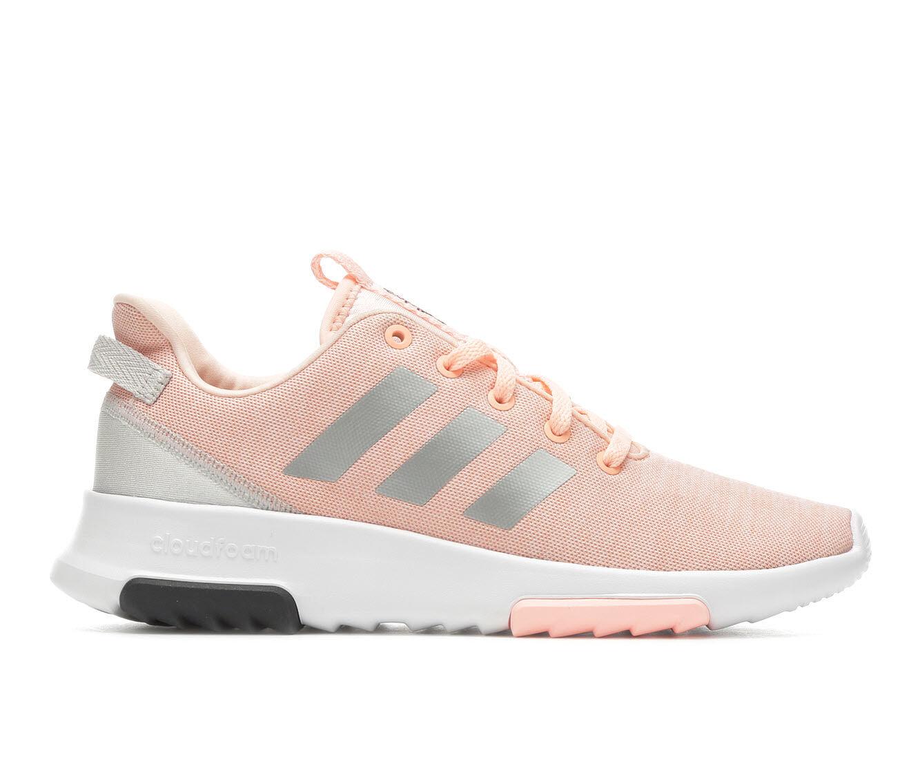 Girls\u0026#39; Adidas Racer TR K Girls 10.5-7 Running Shoes