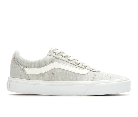 Women's Vans Ward Suiting Skate Sneakers