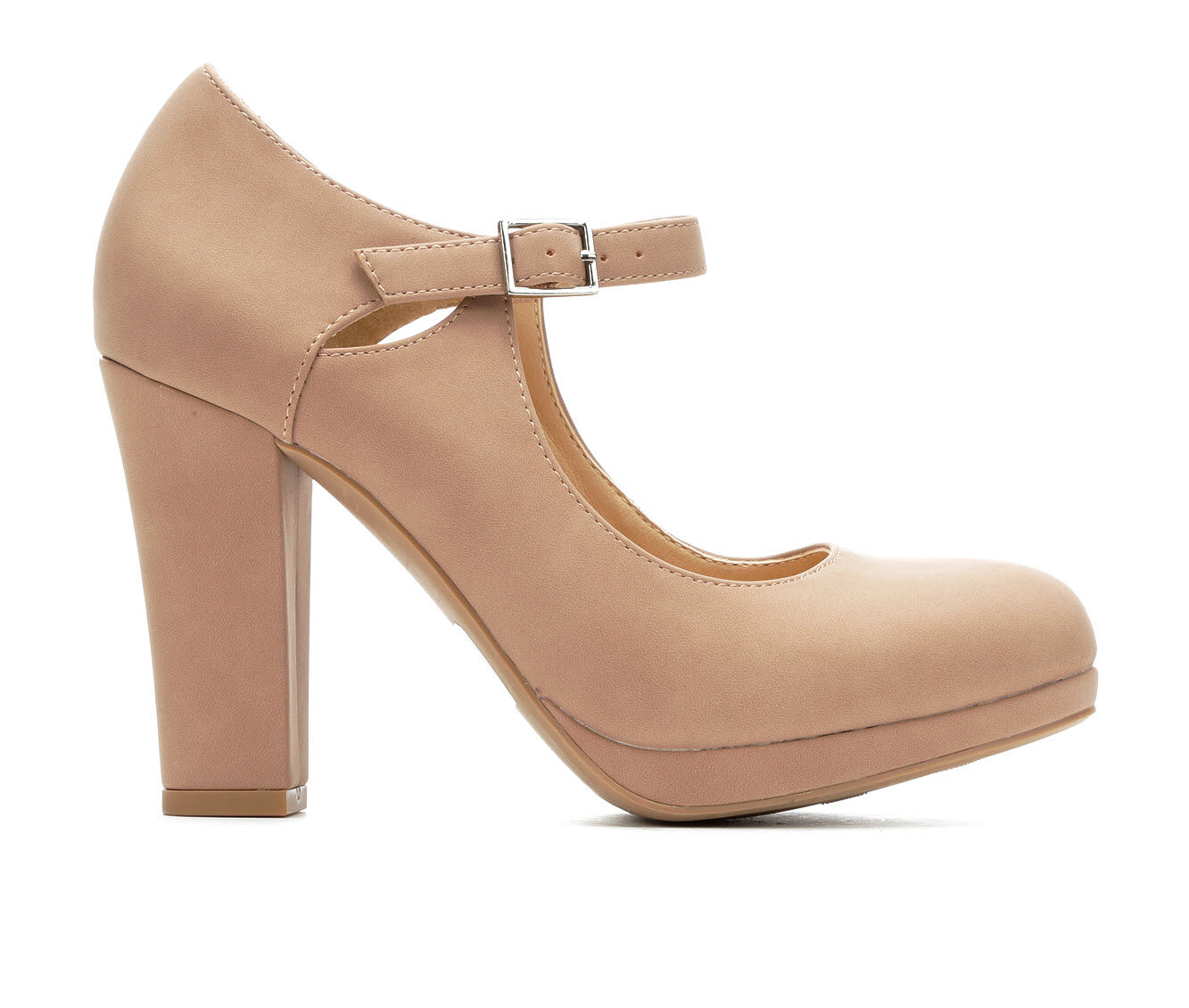 Women's Y-Not Ariel Pumps Rosy Taupe